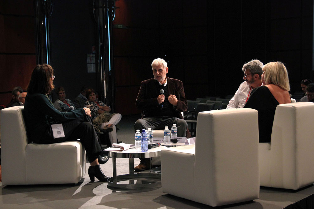 Table ronde Agoras ARS 2015 ©MarionLecat