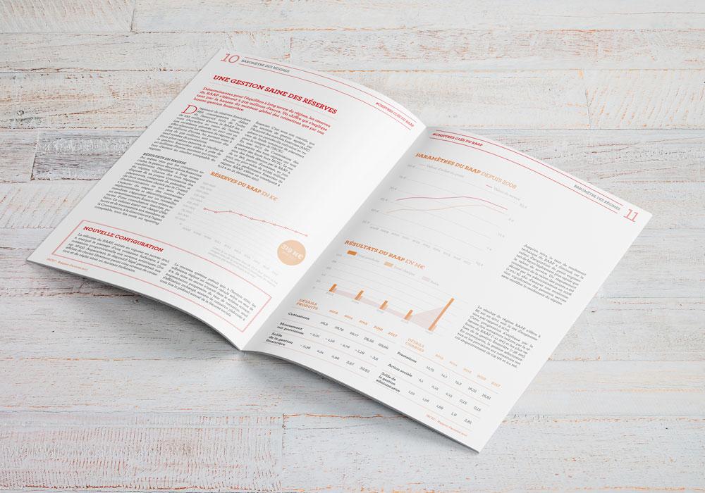 IRCEC rapport d'activité 2017 page 10 et 11