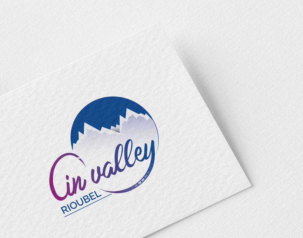 Logo Cin'valley cinéma le Rioubel