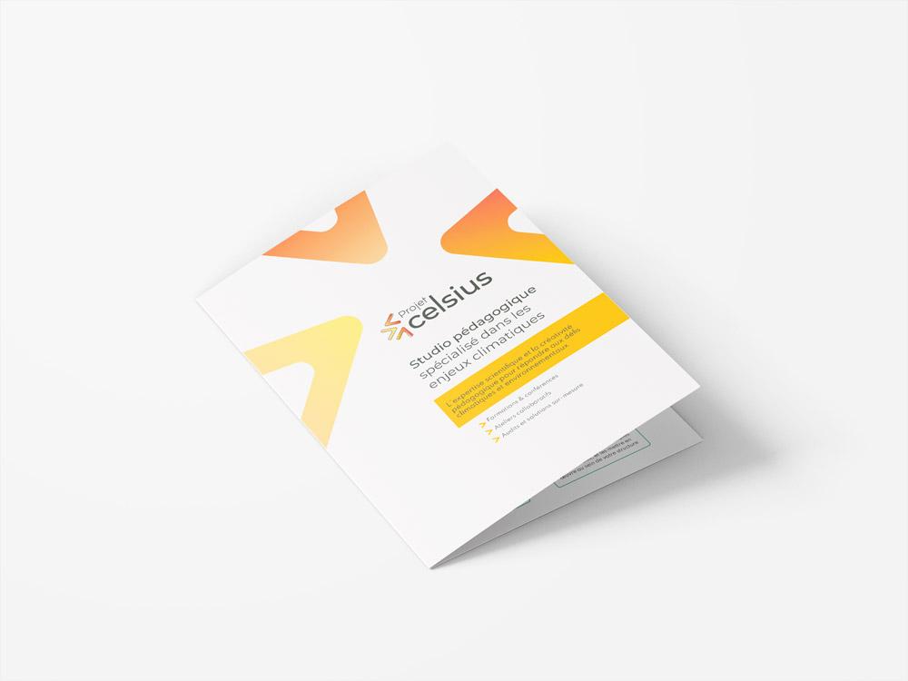 Plaquette de présentation Projet Celsius